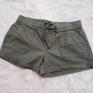 Jessica Simpson Linen Blend Shorts